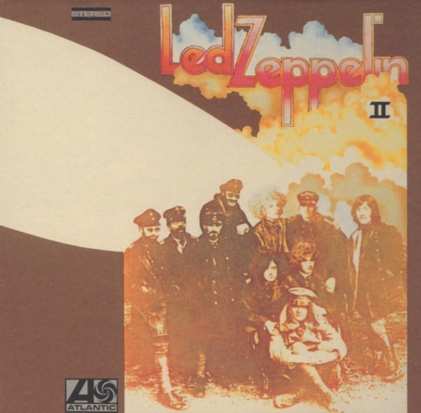 """Side one of 'Led Zeppelin II' closed with the beautiful love song """"Thank You,"""" but when you flipped over to side two, listeners were greeted by this tale of lust coupled with another monster riff and solo from Jimmy Page. (EB)"""