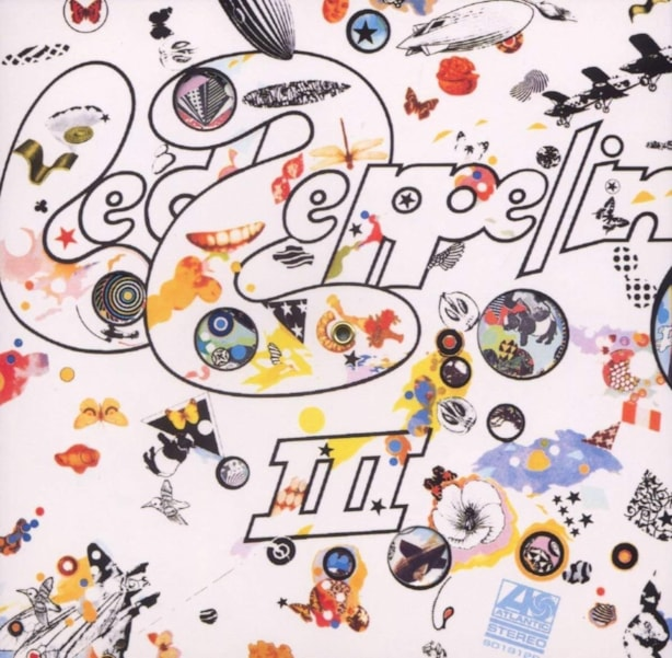 """The closer of side one on 'Led Zeppelin III,' """"Out On the Tiles"""" starts off well enough with a strong riff, but it comes off as repetitive by the song's end. It's not bad by any stretch, but it just always feels like the song as a whole could've been more. (EB)"""