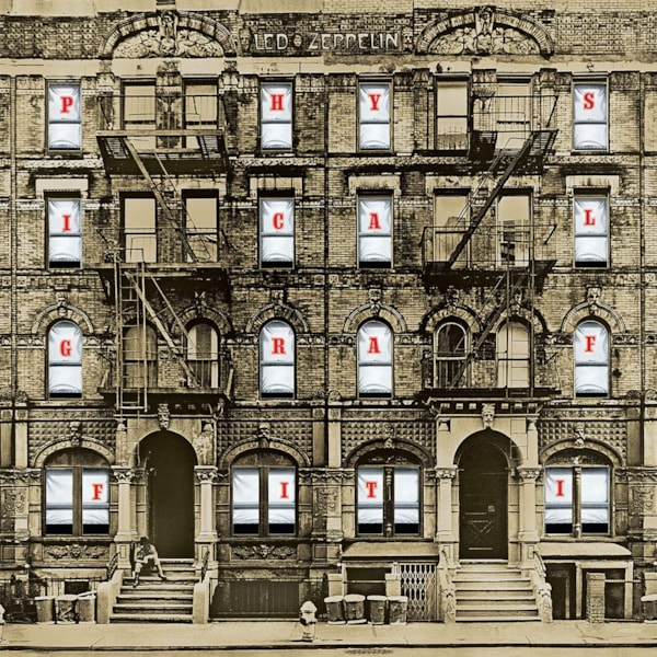 John Paul Jones and his clavinet makes its first appearance on the opening track of 'Physical Graffiti,' but it wouldn't be the last, and the best was yet to come. As for the lyrics, it doesn't take a cunning linguist to figure out what this one's about. (EB)