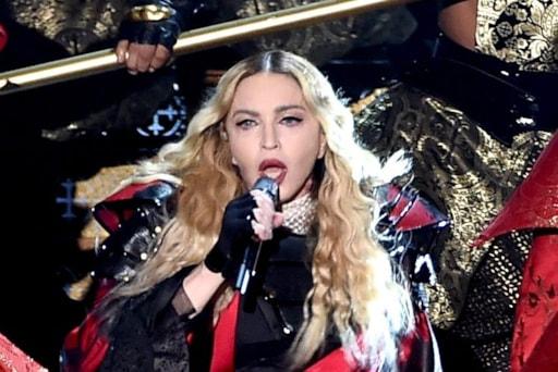 Madonna Performing New Single At Billboard Music Awards