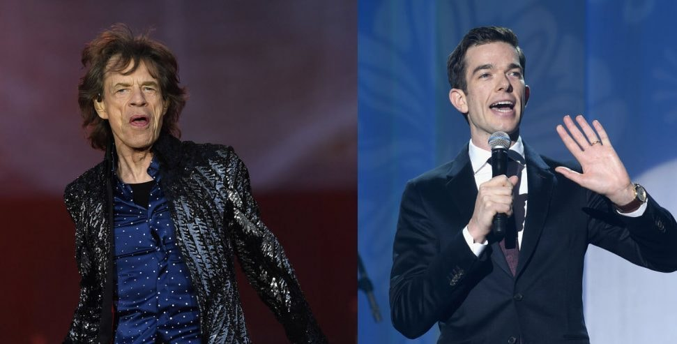 "John Mulaney Recalls Mick Jagger Telling Him He's ""Not Funny"""
