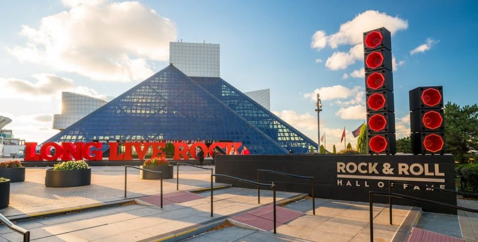 Rock Hall Accidentally Blasts Music Late At Night In