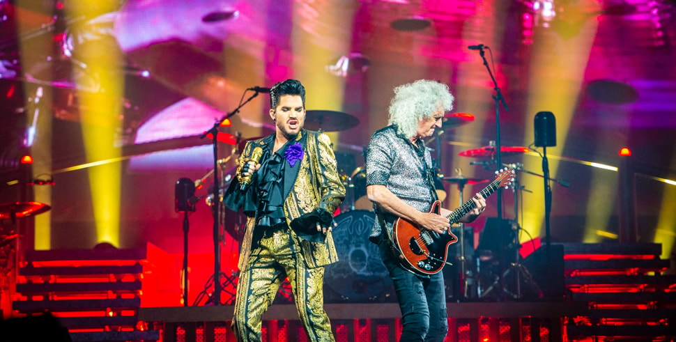 Queen + Adam Lambert: Let Them Entertain You (Review and Photos)