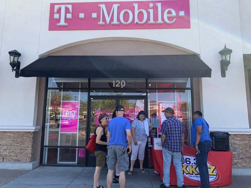 T-Mobile With Wendy Rush- 08.31.2019
