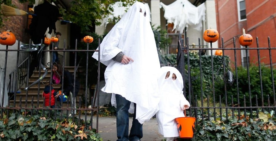 The Most Dangerous Cities For Trick-Or-Treaters