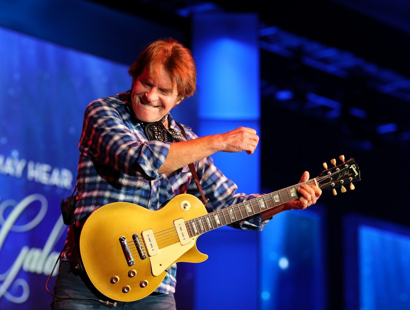 John Fogerty Used His Woodstock 50 Paycheck To Buy A