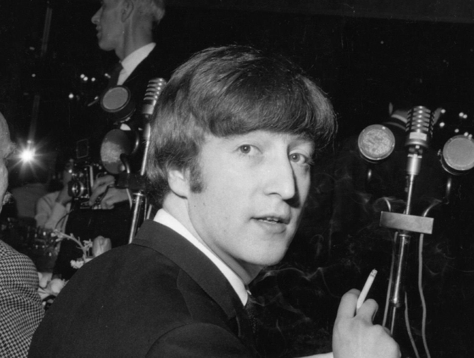 John Lennon Classic Beatles Era Photos
